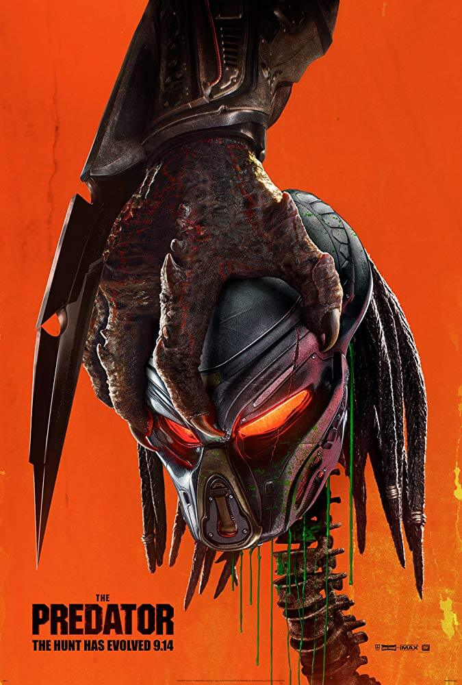 Locandina The Predator