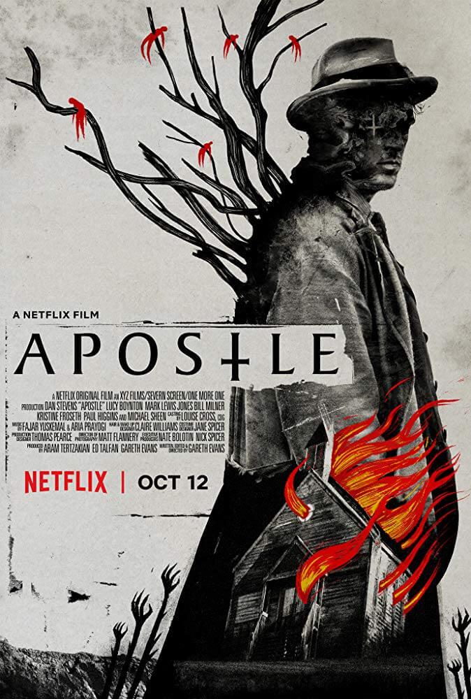 Locandina Apostolo