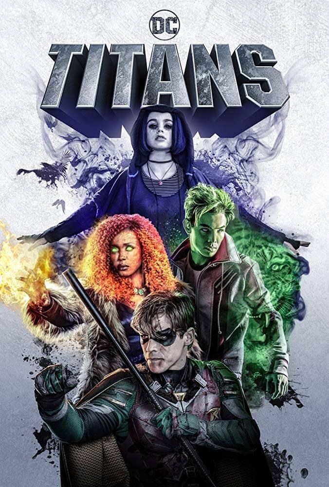 Locandina Titans