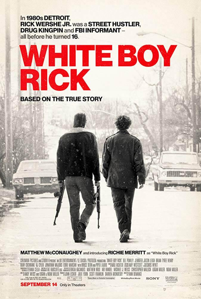 Locandina Cocaine: La vera storia di White Boy Rick