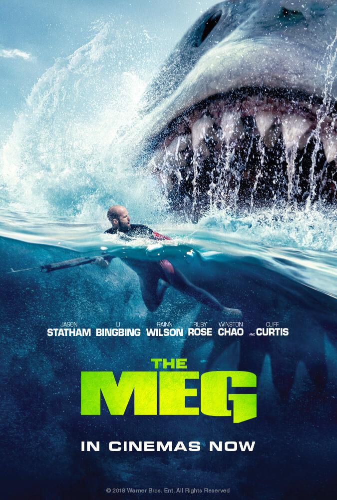 Locandina Shark: Il Primo Squalo