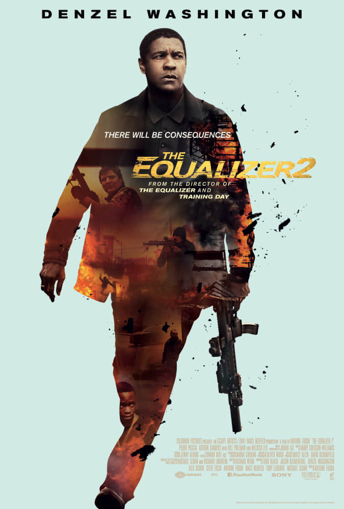 The Equalizer 2: Senza Perdono (2018)