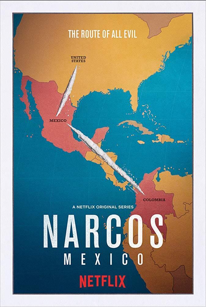 Locandina Narcos: Messico