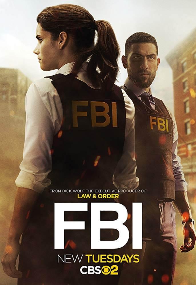 Locandina FBI
