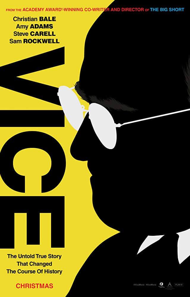 Locandina Vice: L'uomo nell'ombra