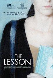 Locandina The Lesson: Scuola di vita