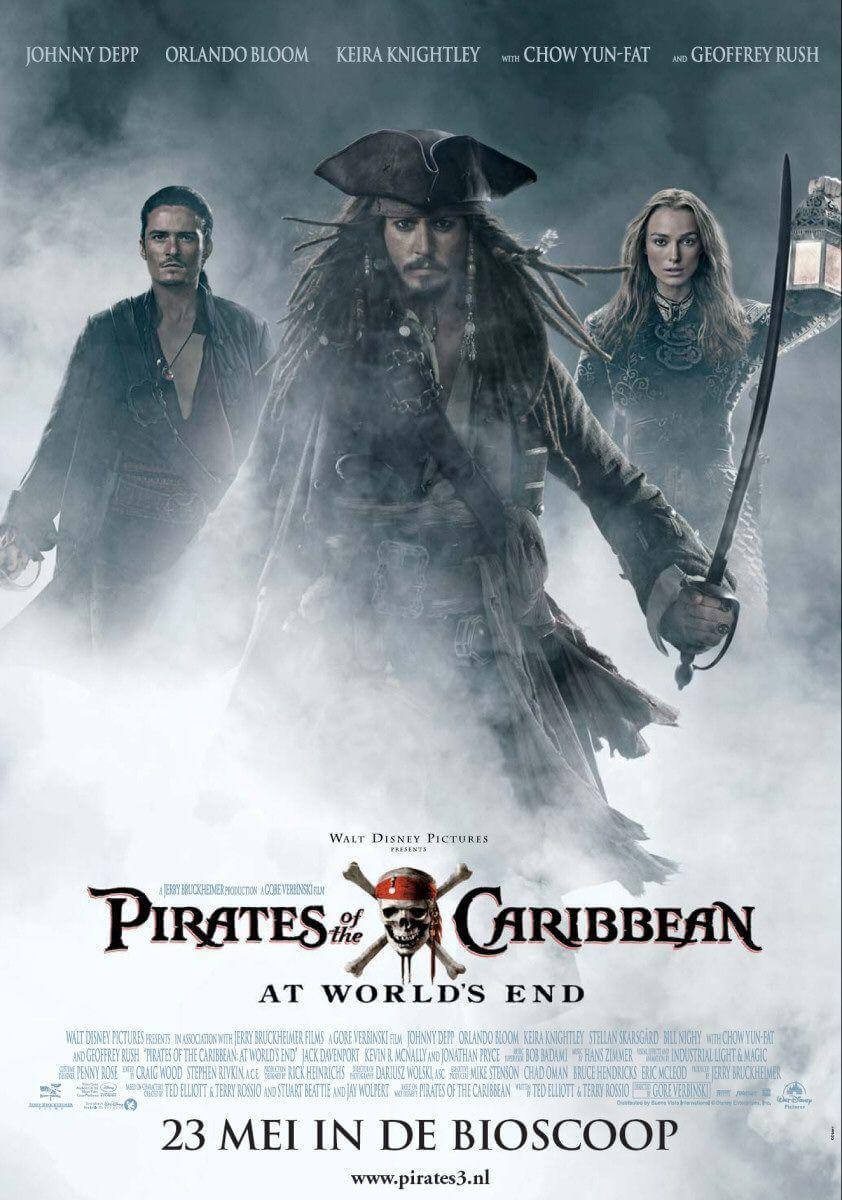 Pirati dei Caraibi: Ai confini del Mondo (2007)