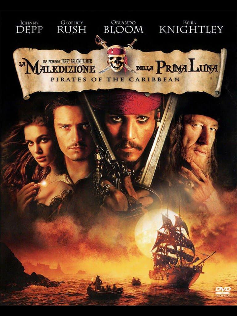 Locandina Pirati dei Caraibi: La Maledizione della Prima Luna
