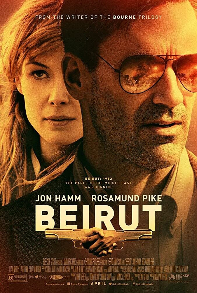 Locandina Beirut