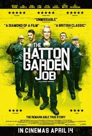 The Hatton Garden Job (2017) (SubITA)