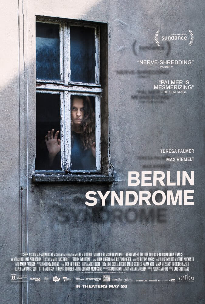 Locandina Berlin Syndrome