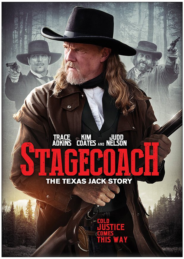 Locandina Stagecoach: The Texas Jack Story