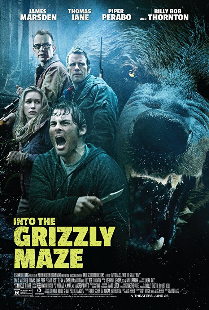 Labirinto Dei Grizzly in Streaming