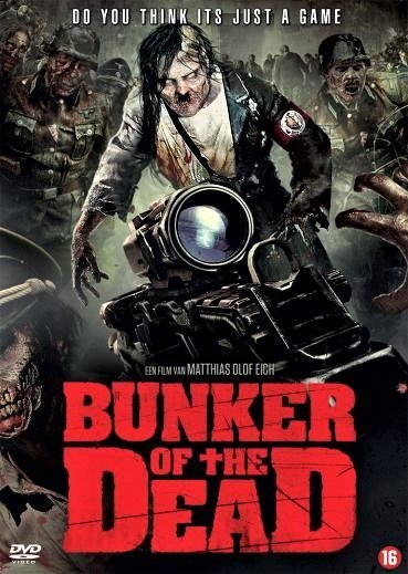 Locandina Bunker of the Dead