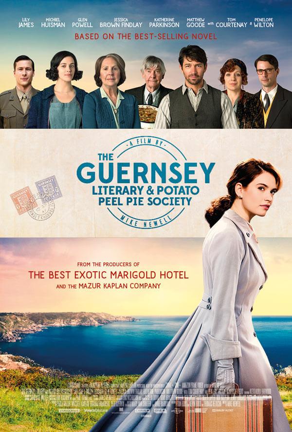 Locandina Il club del libro e della torta di bucce di patata di Guernsey
