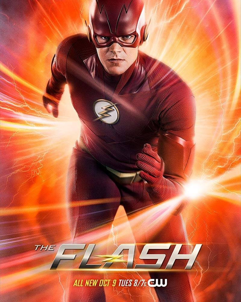 Locandina The Flash
