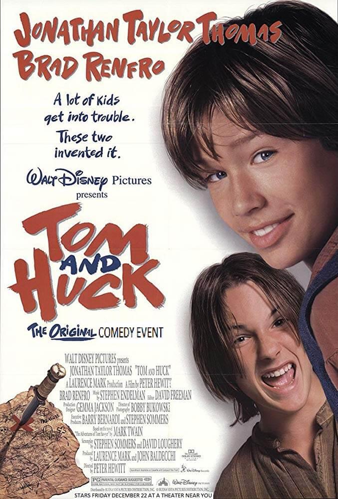 Le avventure di Tom Sawyer e Huck Finn (1995)