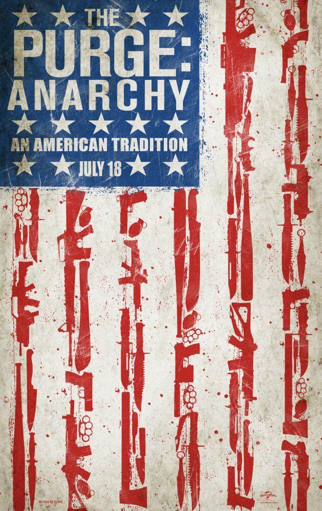 Anarchia: La notte del giudizio (2014)
