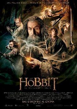 Locandina Lo Hobbit La Desolazione di Smaug  Streaming