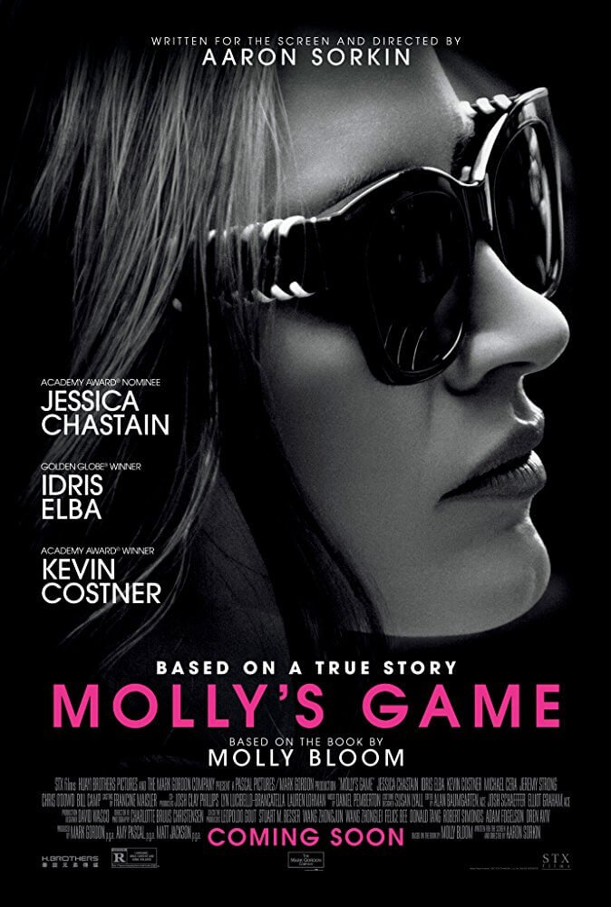 Locandina Molly's Game