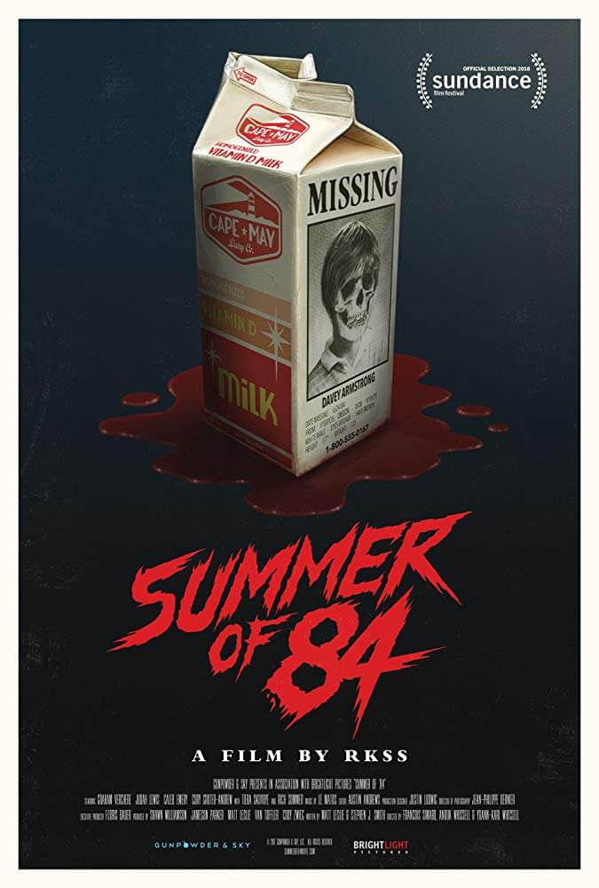 Locandina Summer of '84