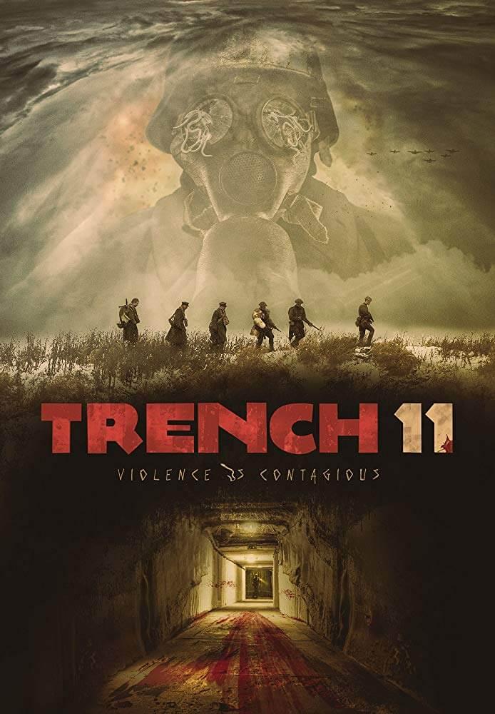 Locandina Trench 11