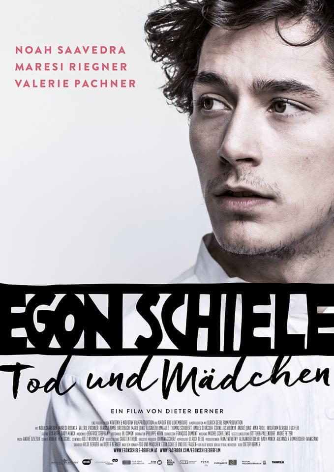 Locandina Egon Schiele