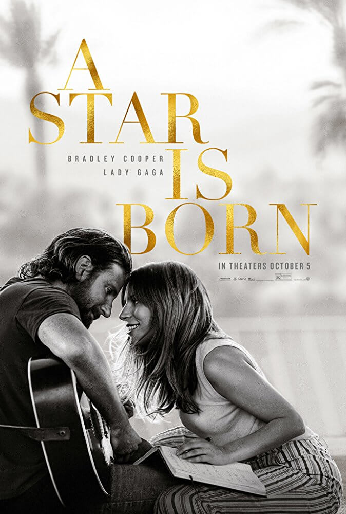 Locandina A Star is Born