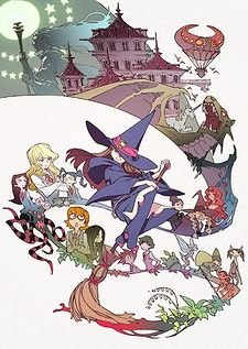 Locandina Little Witch Academia