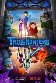 Trollhunters (2016-)