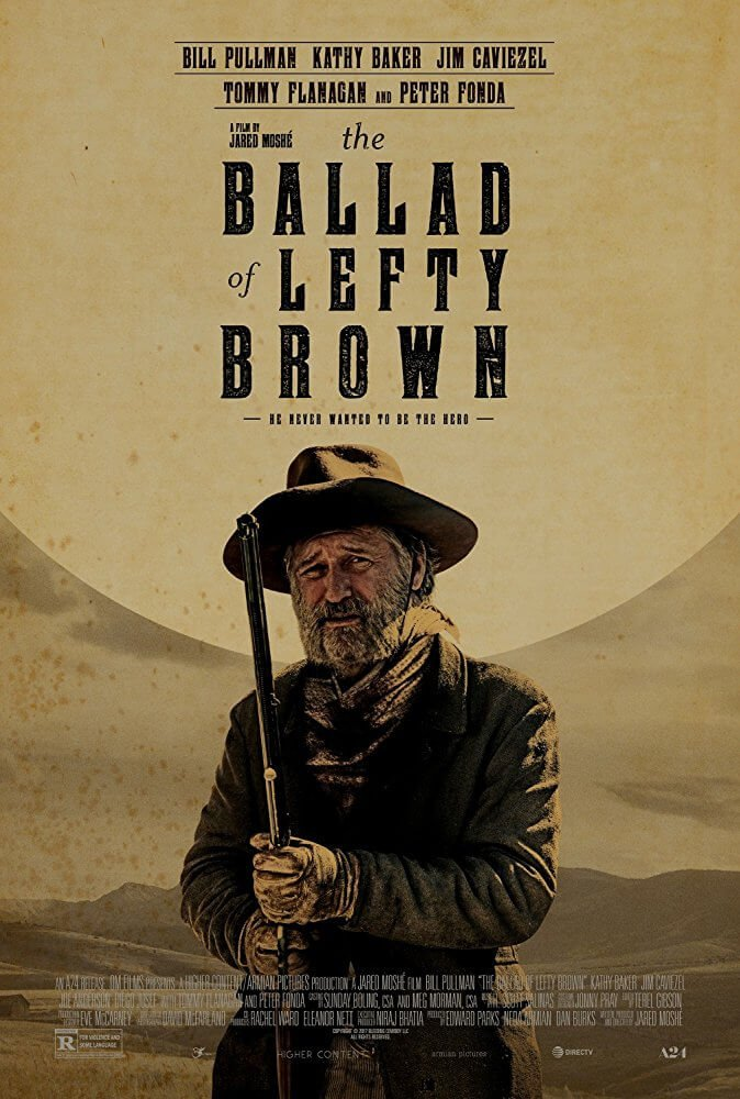 Locandina The Ballad of Lefty Brown