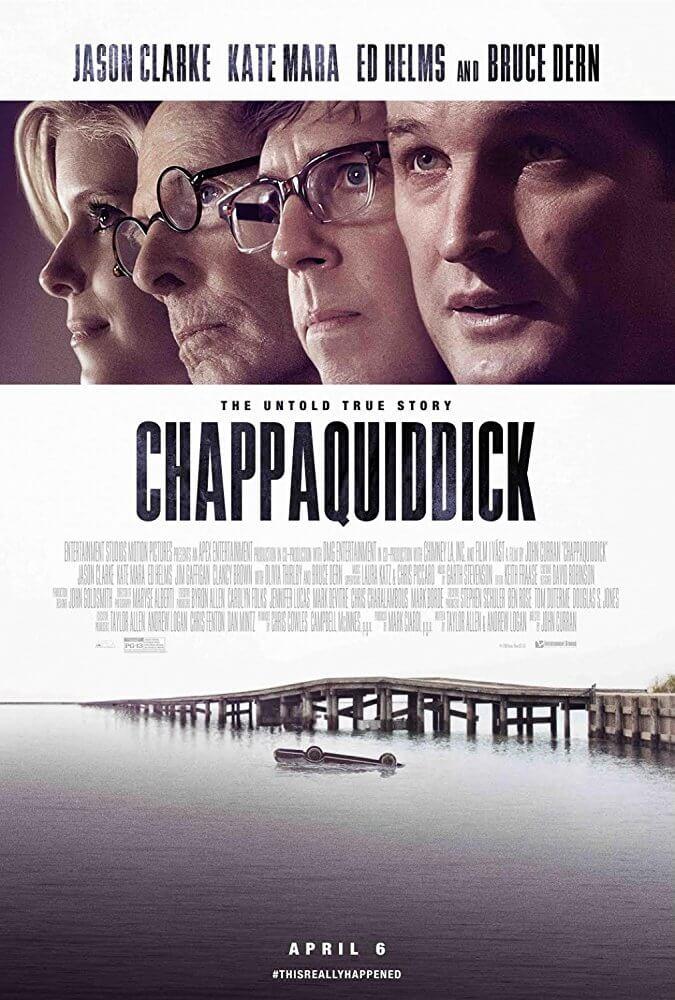 Locandina Chappaquiddick