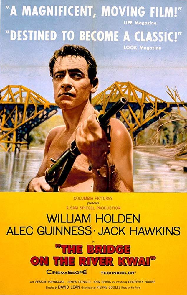 Il ponte sul fiume Kwai (1957)