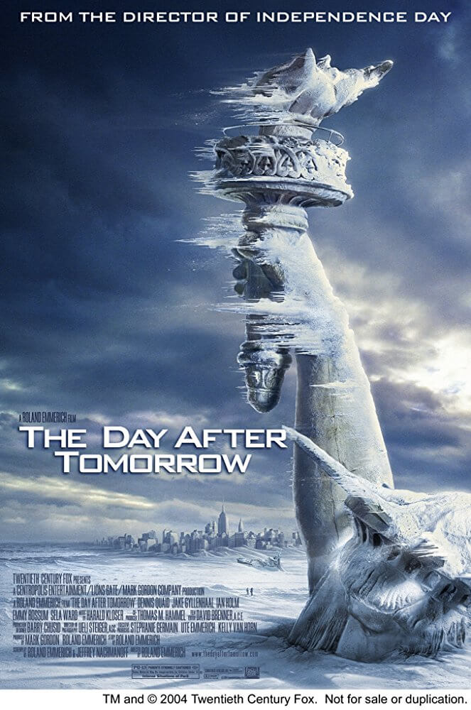 Locandina The Day After Tomorrow: L'alba del giorno dopo
