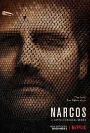 Locandina Narcos