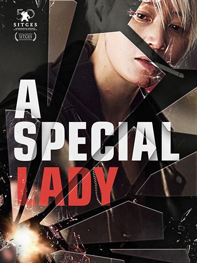 Locandina A Special Lady
