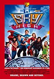 Sky High: Scuola di superpoteri (2005)