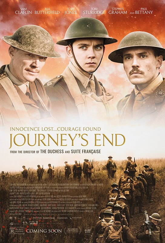 Locandina Journey's End