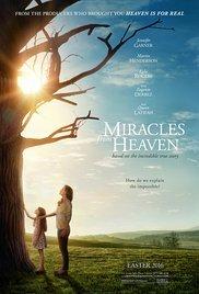Locandina Miracoli dal Cielo