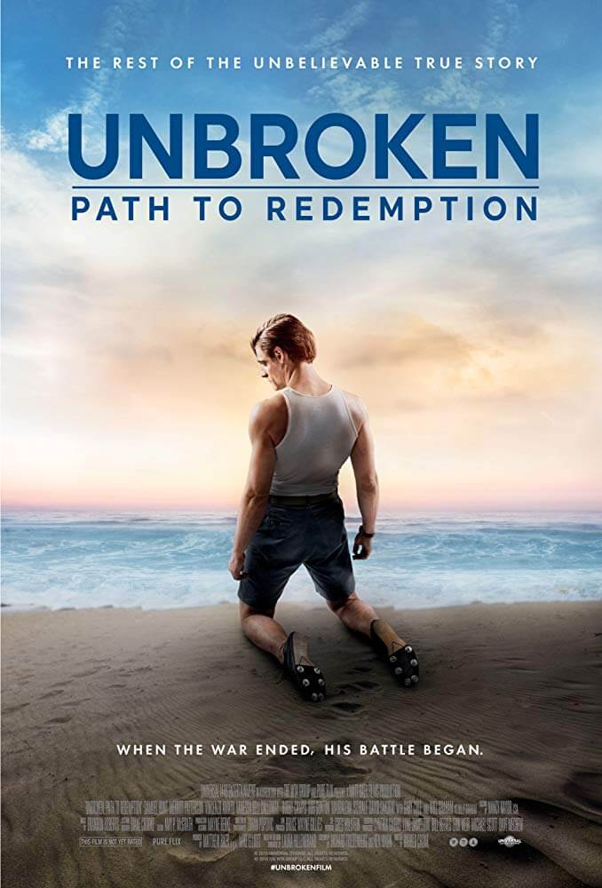 Locandina Unbroken: Path to Redemption