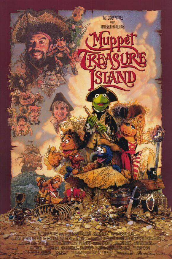 I Muppet nell'isola del tesoro (1996)