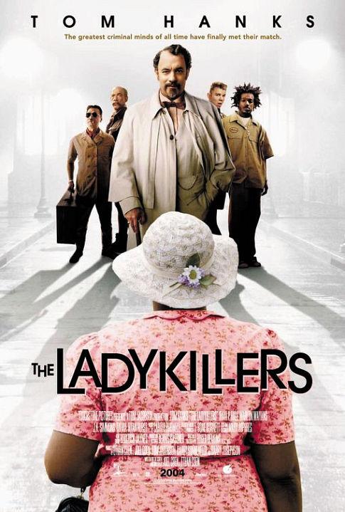 Locandina Ladykillers
