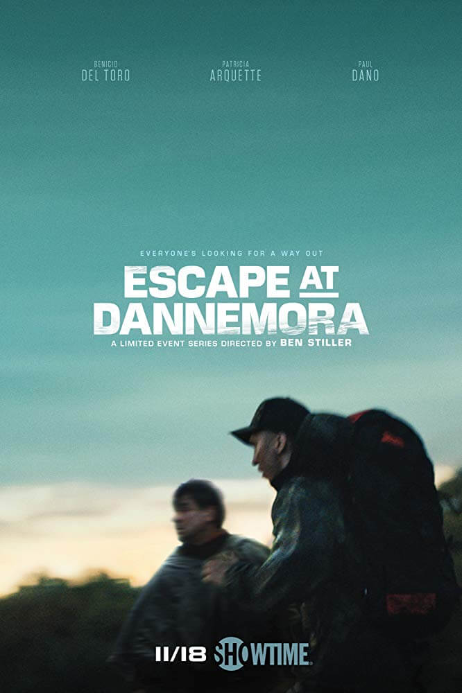 Locandina Escape at Dannemora
