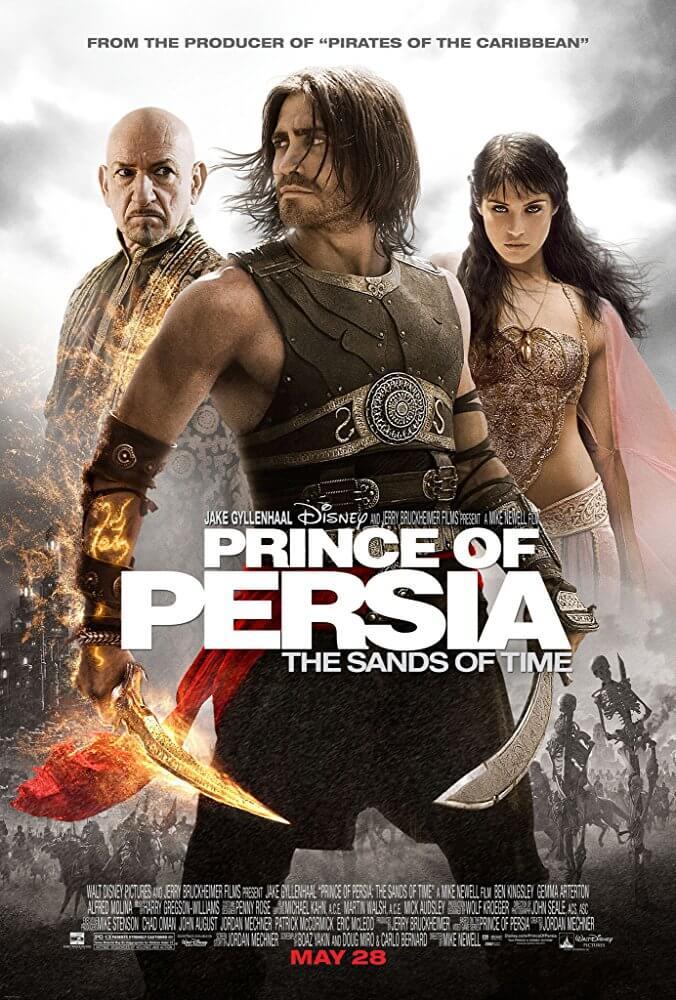 Locandina Prince of Persia: Le sabbie del tempo