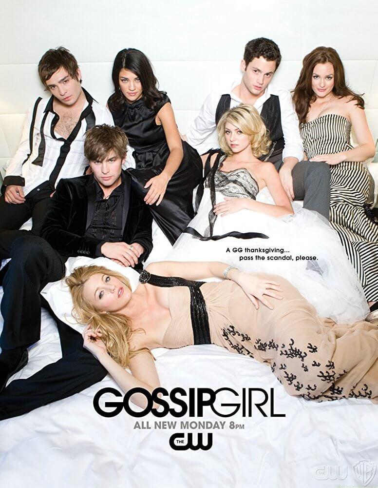Locandina Gossip Girl