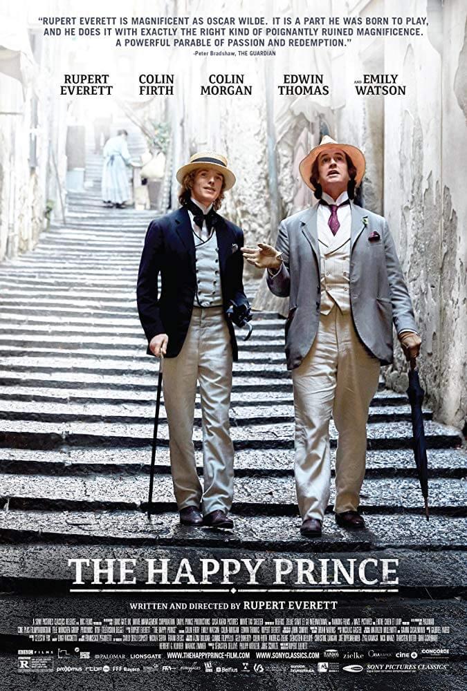 Locandina The Happy Prince: L'ultimo ritratto di Oscar Wilde