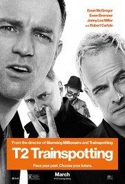 Locandina T2 Trainspotting