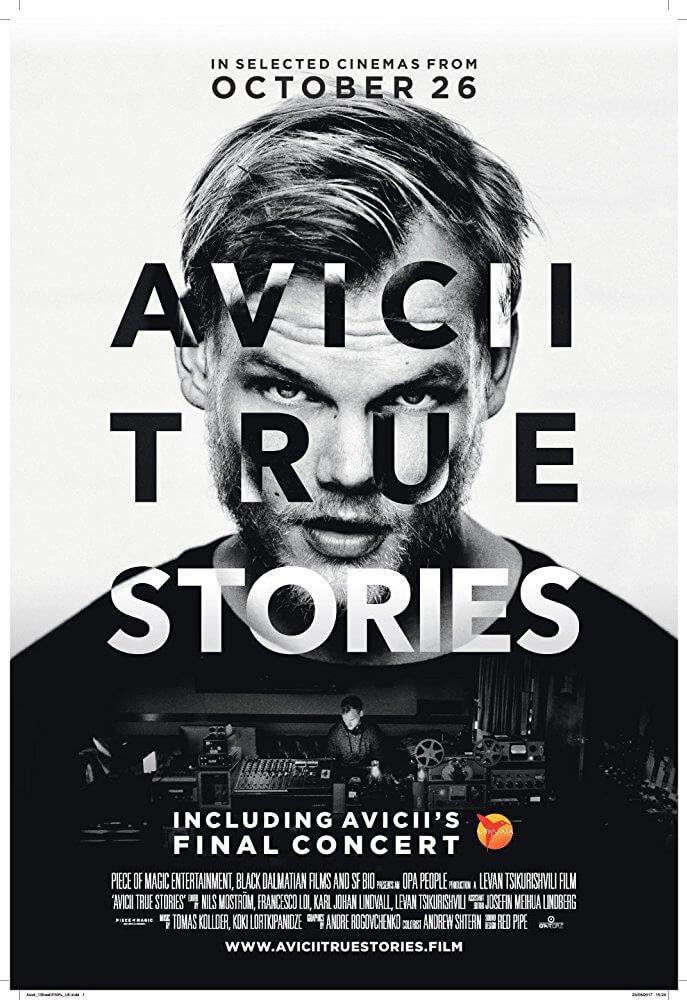 Locandina Avicii: La Vera Storia