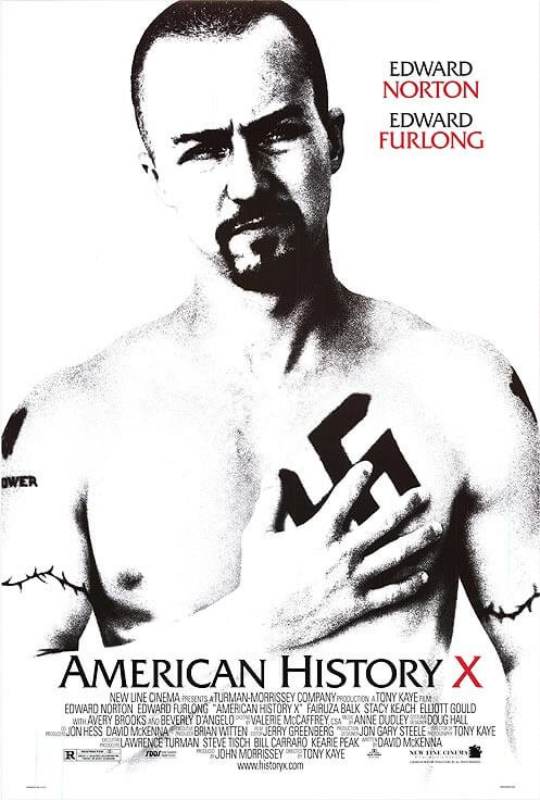 Locandina American History X