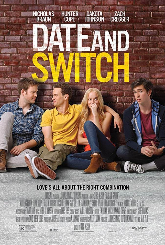 Locandina Date and Switch